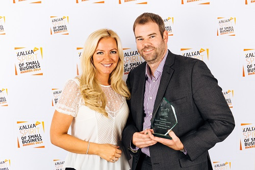 Kalixa Spirit Of Small Business Awards 2014, Presented By Michelle Mone